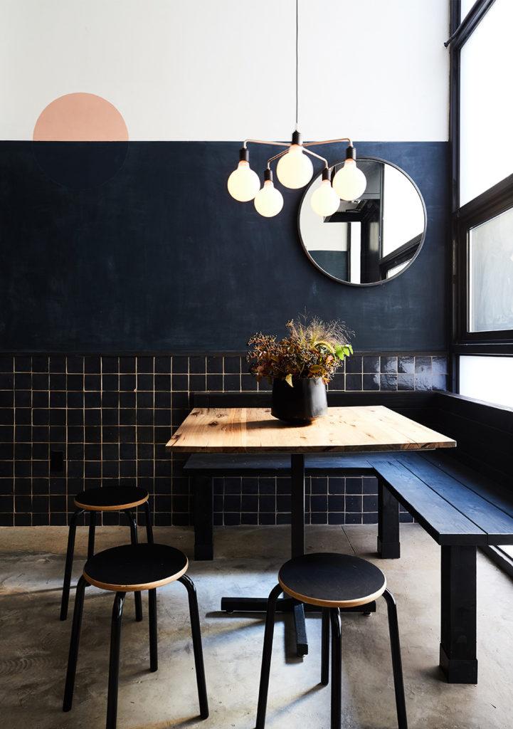 Table at Tonchin NY