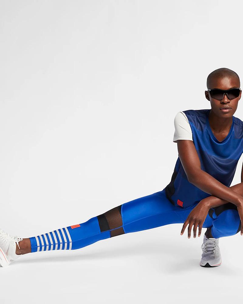 Woman wearing 2019 Tokyo Marathon for Nike by LMNOP apparel