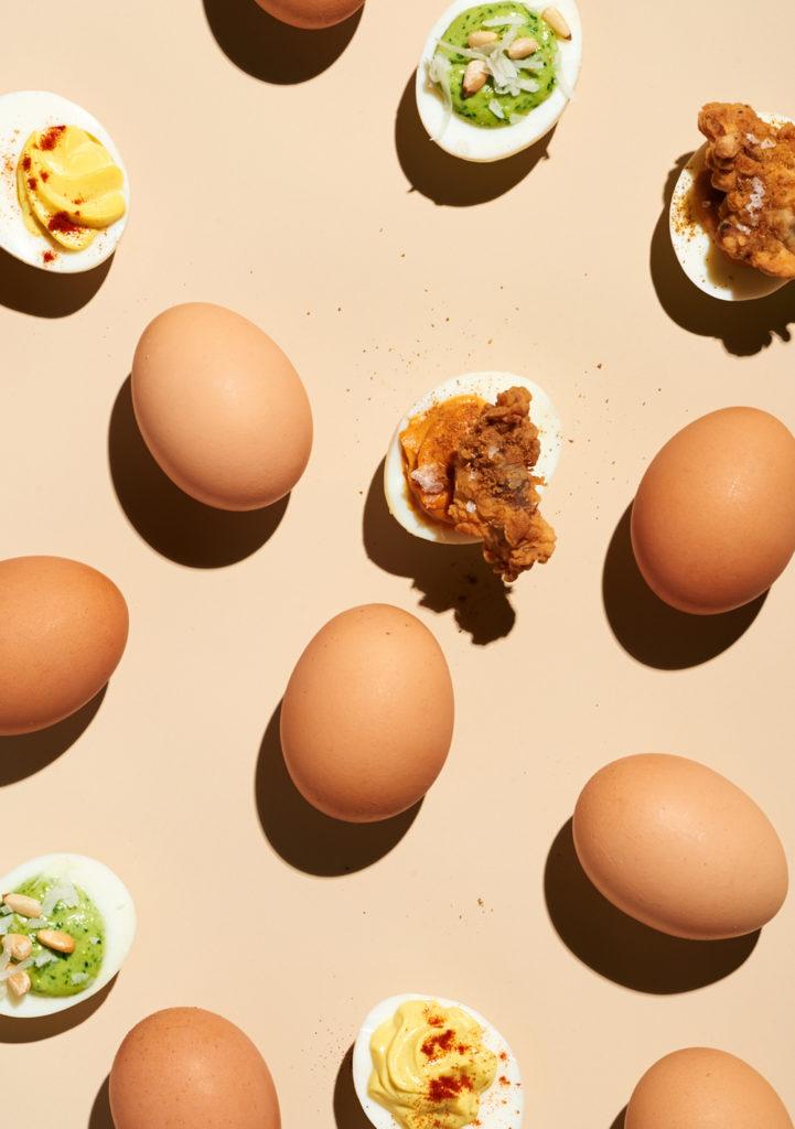 Egg Shop deviled eggs