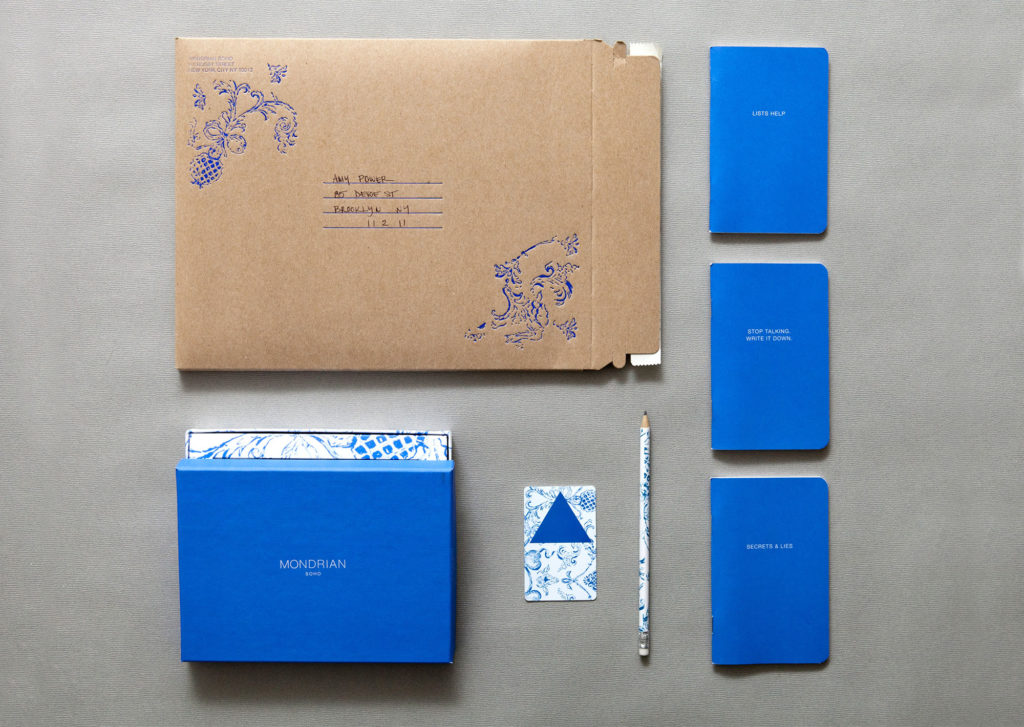 Morgans Hotel Group collateral suite